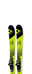 juniorské sjezdové lyže Fischer RC4 Race JR