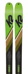 skialpové lyžeK2 Wayback 88