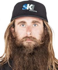 Bowen Hat - černá