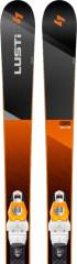 Sportovní sjezdové lyže Lusti CWR 84