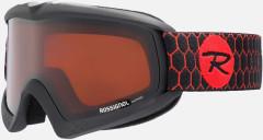 Juniorské lyžařské brýle Rossignol Raffish černá