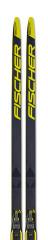 Juniorské běžecké lyže Fischer Twin Skin Carbon Jr