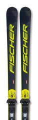 Juniorské závodní lyže Fischer RC4 WC GS Jr.