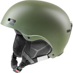 lyžařská helma Uvex HLMT 5 Pure - zelená