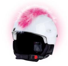 číro na helmu Crazy číro