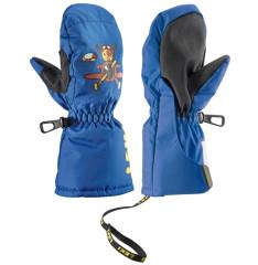 dětské lyžařské rukavice Leki Little Pilot Mitt - modrá