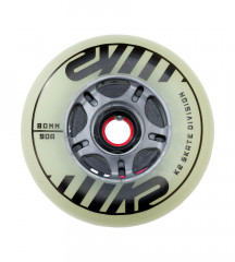 K2 Freeride Glow Wheel 80mm