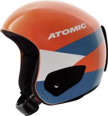 lyžařská helma atomic_REDSTER_REPLICA_oranžová