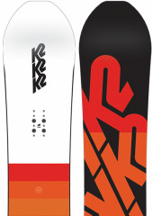 Zcela nový freestyle snowboard K2 Bottle Rocket