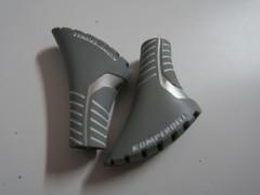 Komperdell botička na Nordic Walking hole (bílá - kus)