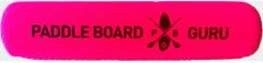 Floater na pádlo Paddleboardguru - růžová