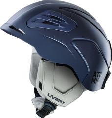 dámská lyžařská helma_atomic MENTOR_LF_W_DARK_BLUE