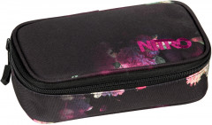Pencil Case XL black rose