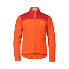 Race Jacket Jr. - oranžová