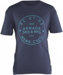 triko Armada Big Badge Tee Navy