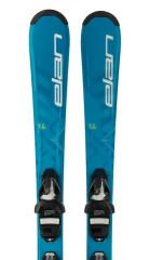 juniorské sjezdové lyže Elan RC Blue