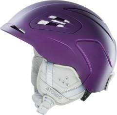 Dámská lyžařská helma Atomic MentorW fialová