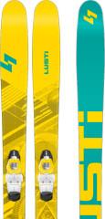 Vertigo + VIST VSP 412 + deska SPEEDSPACER