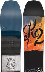 freeride snowboard K2 Ultra Dream