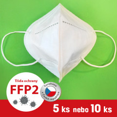 Respirátor Svorto FFP2