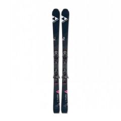 dámské rekreační sjezdové lyže FischerMY TURN 73 SLR