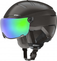 helma Atomic Savor GT AMID Visor HD Plus