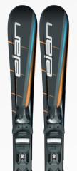 dětské sjezdové lyže Elan Formula Black