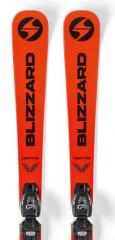 Juniorské sjezdové lyže Blizard Firebird Comp. JR
