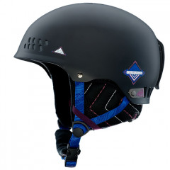 dámská lyžařská helma K2 Emphasis černá