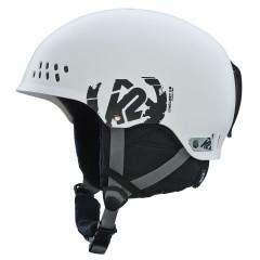 lyžařská helma K2 Phase Pro bílá