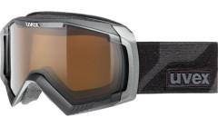 lyžařské brýle UVEX Apache 2 VP černá