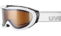 lyžařské brýle UVEX COMANCHE POLA bílá
