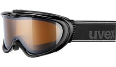 lyžařské brýle UVEX COMANCHE POLA černá