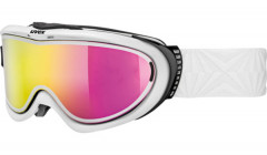 lyžařské brýle UVEX COMANCHE TOP bílá