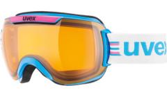 lyžařské brýle UVEX DOWNHILL 2000 Race světle modrá
