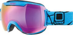 lyžařské brýle UVEX Downhill 2000 - světle modrá
