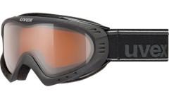 lyžařské brýle UVEX F2 POLA černá