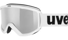 lyžařské brýle UVEX FIRE Flash bílá