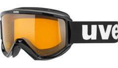 lyžařské brýle UVEX FIRE RACE černá