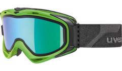 lyžařské brýle UVEX G.GL 300 TOP zelená
