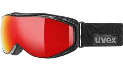 lyžařské brýle UVEX HYPERSONIC CX černá met