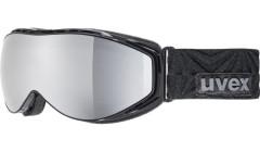 lyžařské brýle UVEX HYPERSONIC CX černá