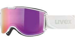 lyžařské brýle Uvex Skyper LTM bílá