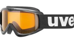 lyžařské brýle Uvex Snowcat černá