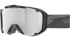 lyžařské brýle Uvex Snowstrike LTM černá