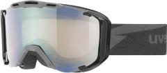 lyžařské brýle Uvex Snowstrike VM černá