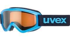 lyžařské brýle Uvex Speedy Pro modrá