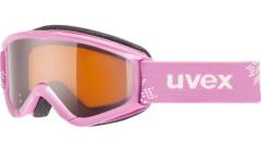 lyžařské brýle Uvex Speedy Pro růžová