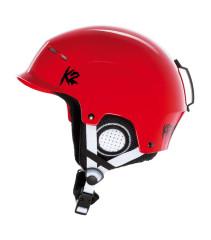 lyžařská helma K2 Rant - červená