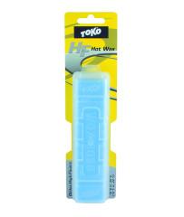 sjezdový vosk TOKO Dibloc HF modrý detail